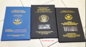 Cover Rapor K13 Murah Berkualitas